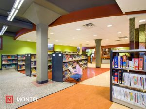 Montel Library Project