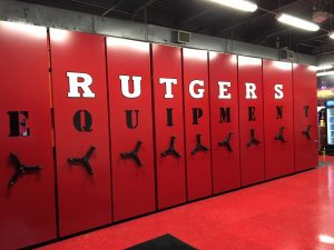 Rutgers University Athletic Mobilex® System