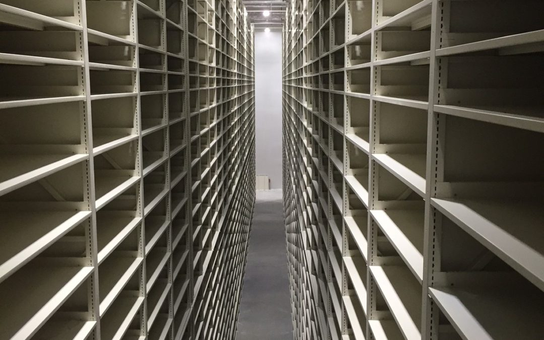 Mobile shelving for off-site storage: What are your options?