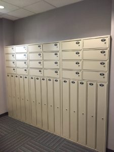 Firearm Lockers